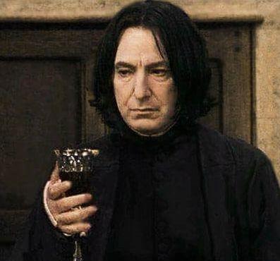 Severus Snape In 2021 Severus Snape Harry Potter Severus Snape Harry Potter Actors