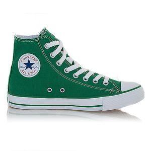 chaussure converse verte