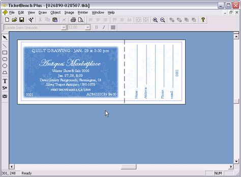 Free Printable Event Ticket Templates TicketBench Plus 617 - fundraiser tickets template