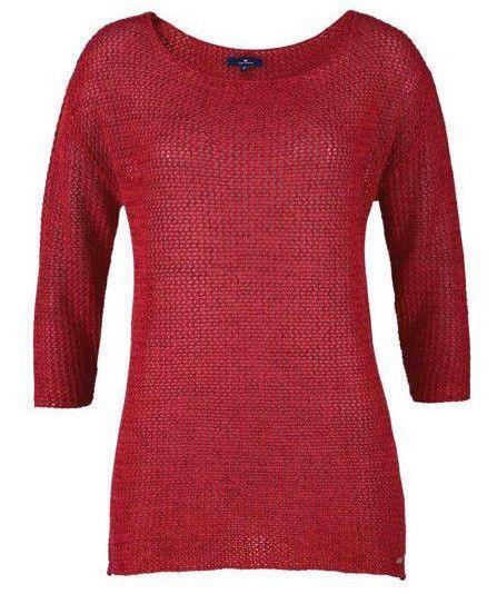 new products 5d410 86145 Tom #Tailor Damen #Pullover rot Neu Gr.#44 | Damen Fashion ...