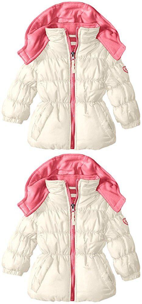 1e049f689 Pink Platinum Baby Girls  Ripstop Puffer