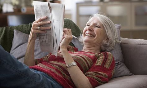 Reading and writing letters may delay Alzheimer's by up to five YEARS