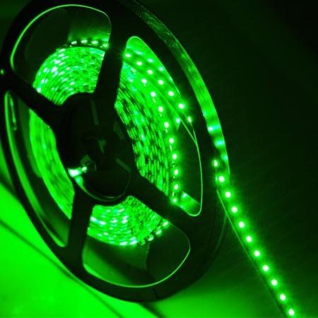Green Led Light Strips Impressive Supernight Yellow 164Ft 5M Smd 3528 600 Leds Flexible Waterproof Design Inspiration