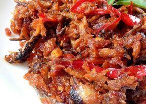 Resep Tongkol Suwir Balado Oleh Ratih Bayu Resep Resep Resep Makanan Makanan Dan Minuman