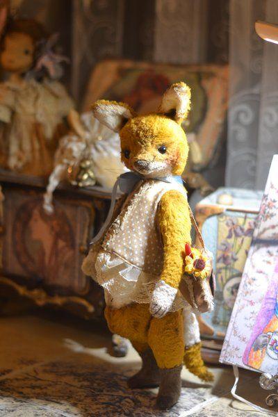 The little Fox by Semenova Natalia