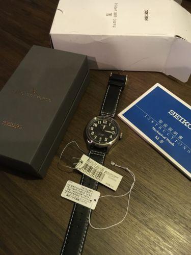 super popular e292f 68f86 Seiko SCVE045 Nano Universe JDM Limited Edition | Men Luxury ...