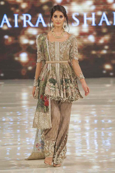 Saira Shakira Collection At Pakistan Fashion Week London 2017   PK Vogue