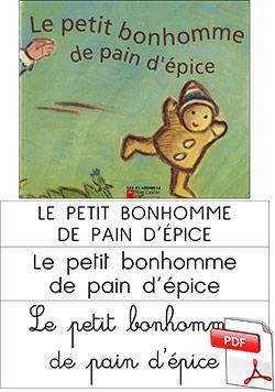 Le Petit Bonhomme En Pain D'épice : petit, bonhomme, d'épice, Petit, Bonhomme, D'épices