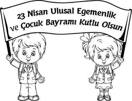 En Guzel 23 Nisan Boyama Sayfalari Turkiye Haritasi Ataturk Resimleri Cocuklar Dunya Boyama Sayfalari Nisan Cocuk