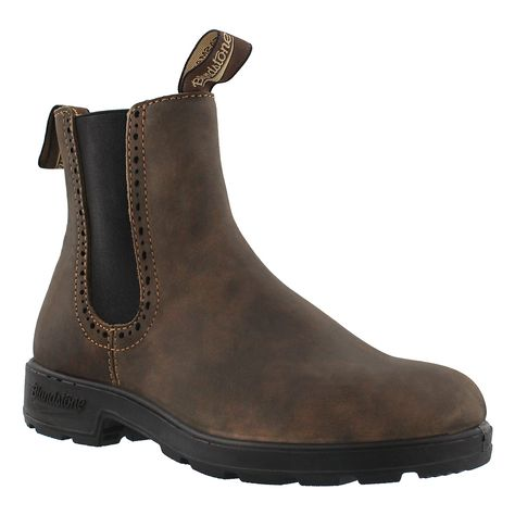 1001704f98ff Women s GIRLFRIEND rustic brown pull on boots