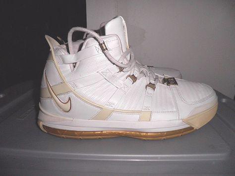 c2d9795739aa2 2005 Zoom LeBron 3  West Coast  Nike 312147-114 Size 11  Nike   LeBronJames3WestCoast