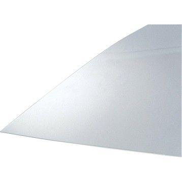 Plaque Polystyrene Transparent Lisse L 200 X L 100 Cm X Ep 5 Mm Plaque De Polystyrene Plaque De Verre Polystyrene