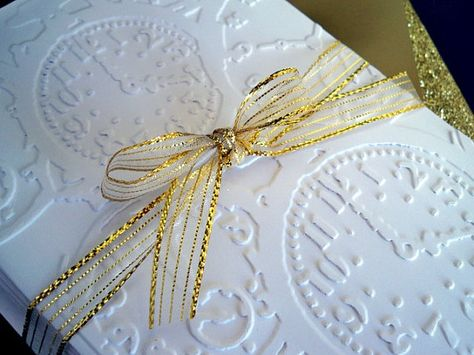 Embossed Note Card Set  Father's Day Masculine by AuriesDesigns, $9.00