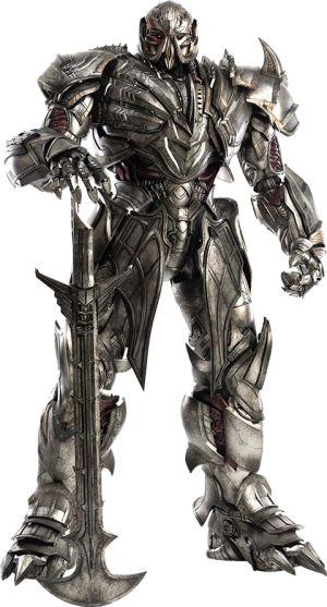 Transformers Megatron Deluxe Version Premium Scale Collectib
