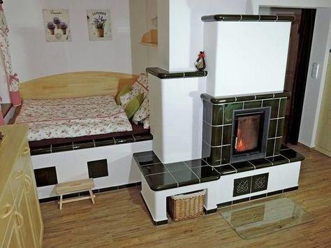 Печь-камин в частном доме. Печь камин, ремонт, дизайн, длиннопост