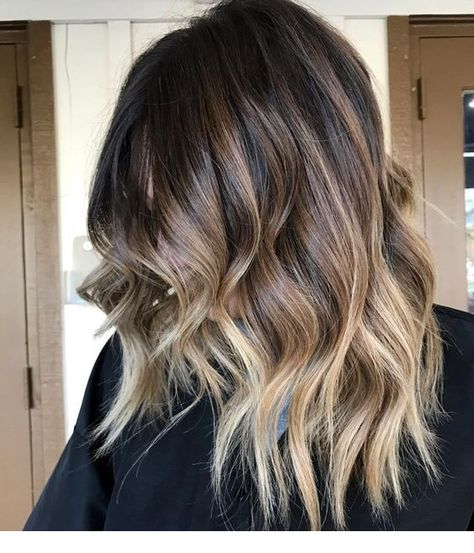 Cute toffee balayage idea - Miladies.net