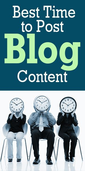How Timing Can Increase Blog Readership– Best time to post
