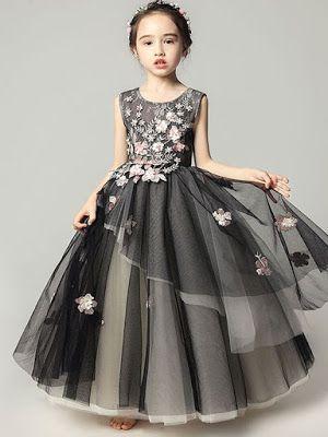 Vestidos De Niñas Elegantes Para Fiesta Vestidos De Niña