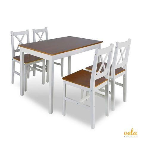 Mesas y sillas baratas online | Pack mesas y sillas | Mesa y sillas ...