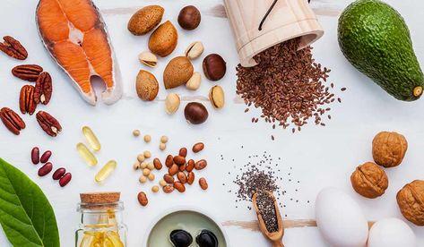 أين يوجد الفيتامين ب Organic Recipes Healthy Fats Omega 3