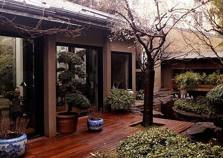Japanese Courtyard   Google Search | Exteriors | Pinterest | Kenzo, Gardens  And Outdoor Retreat