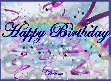 Birthday Animations For Facebook