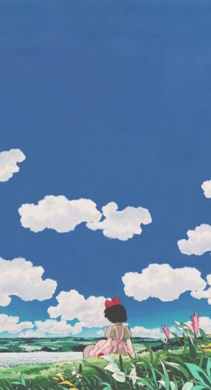 List Of Nice Aesthetic Anime Wallpaper Iphone 50 Super Ideas Anime Wallpaper Iphone Backgroun In 2020 Ghibli Art Studio Ghibli Art Ghibli Artwork