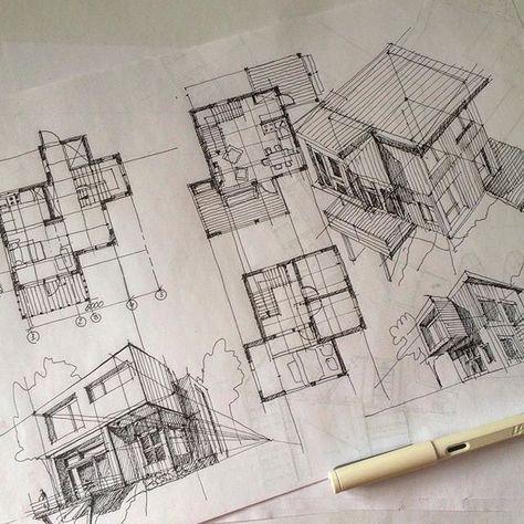 2490 best Archi- Planning images on Pinterest Architect drawing - new blueprint company saudi arabia
