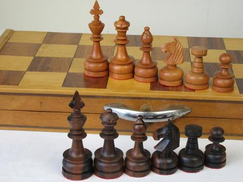 Wooden Chess Board Price