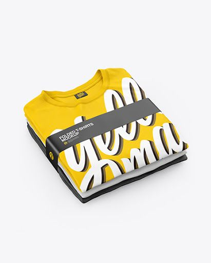 Download Stack Of Folded T Shirts Half Side View High Angle Shot Jersey Mockup Psd File 93 17 Mb Tshirt Mockup Shirt Mockup Clothing Mockup