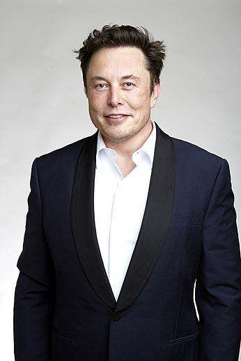 Elon Musk Received A High Volume Of Edits On July 16 2019 At 03 40am Elon Musk Tesla Elon Musk Musk