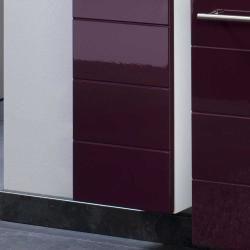 Badezimmer Unterschrank In Aubergine Hochglanz Hangend Star Mobelstar Mobel Badezimmer Unterschrank Hangeschranke Hochglanz