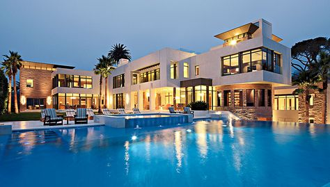 Spectaculaire villa de 3700m² et 28 chambres au coeur de Bel-Air, Usa,  #construiretendance