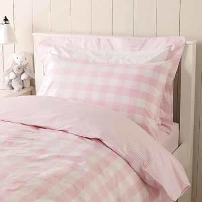 Gingham Bed Linen Collection Children S Bed Linen The White Company Bed Linens Luxury White Linen Bedding Bed Linen Design