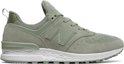 New Balance Sneakers Dames WS574 - Green | New balance dames ...