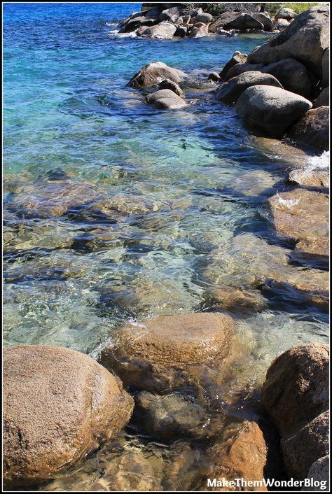 Serenity of Lake Tahoe @ Make Them Wonder