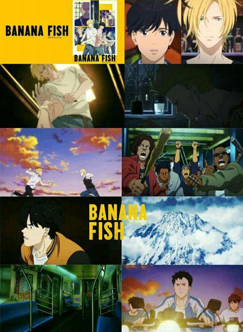 Tv Anime Banana Fish 13 Kilimanjaro S Snow I Do Not Try Cowardly Because I M Seriously Fighting Is Not It Banana Fish Anime