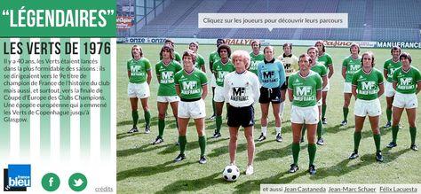 Il y  a 40 ans, les Verts étaient lancés dans la plus formidable des saisons : ils se dirigeaient vers le 9ème titre de Champion de France, mais aussi et surtout vers la finale de Coupe d'Europe  des Clubs champions. Une épopée européenne racontée par France Bleu. #Webdoc #Football #FranceBleu #SaintEtienne