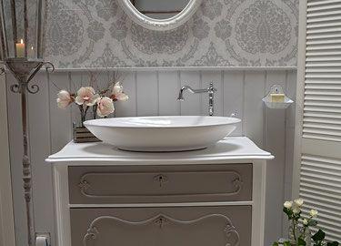 Landhaus Waschtische Land Liebe Badmobel Landhaus Badezimmer