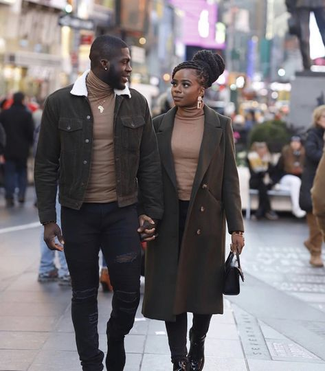 468 Likes, 7 Comments - Africa&BlackCulture_ Cute Black Couples, Black Couples Goals, Cute Couples Goals, Couples In Love, Couple Style, Matching Couple Outfits, Matching Couples, Calin Couple, Black Relationship Goals