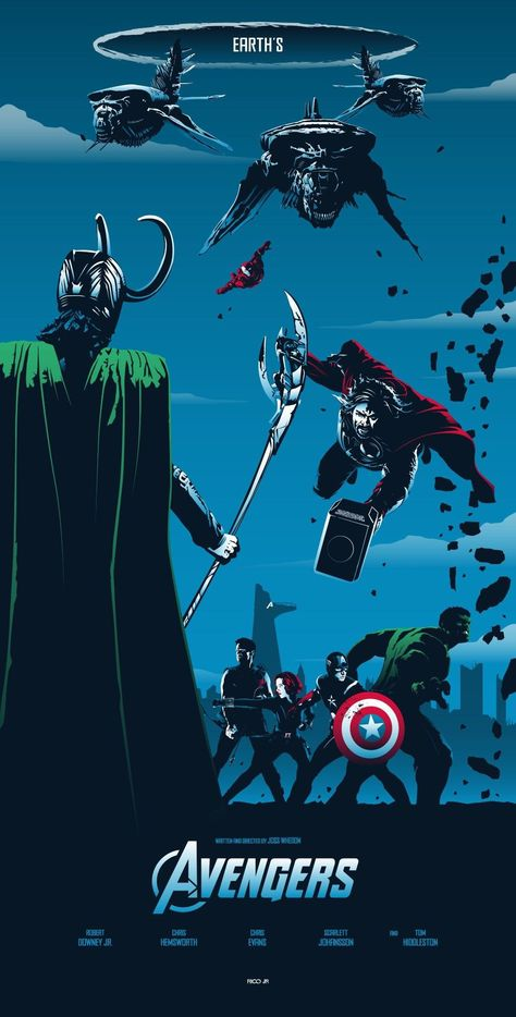 Marvel Cinematic Timeline