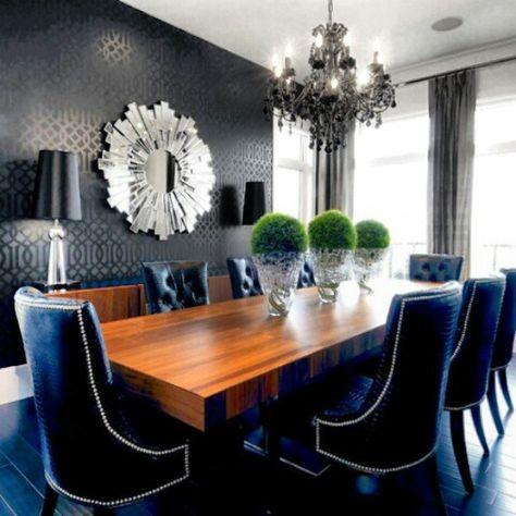 Modern Interior Design Bangladesh Dining Room Contemporary