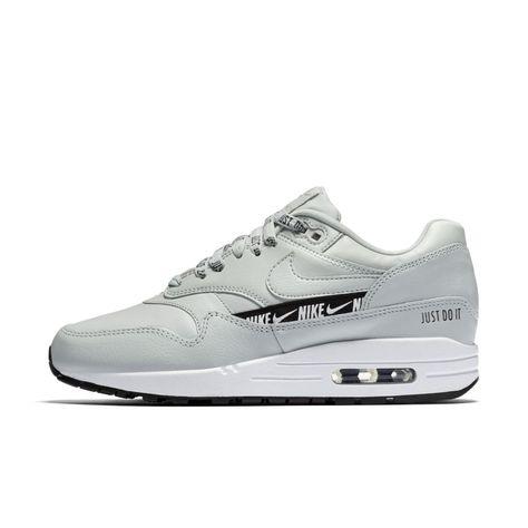 Nike Air Max 1 SE Overbranded Women's Shoe Black