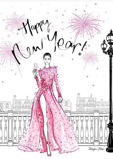 May Your New Year Be Prosperous And Blessed New Year Illustration Happy New Year Greetings Happy New Year Images