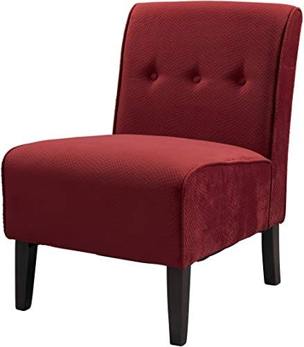 Enjoy Exclusive For Linon Coco Accent Chair Red Online In 2020