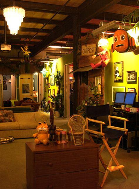 16 stimulating design offices to stir the senses | Creative Bloq