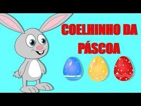 De Olhos Vermelhos Coelhinho Da Pascoa Youtube Em 2020 Com