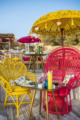 Ginger, Ibiza sunset restaurant - WHITE IBIZA                                                                                                                                                      More