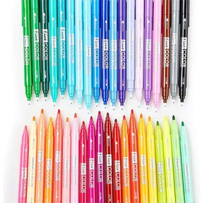 Dual Tip Deco Pen Colored Pens Coloring Markers Pens Markers