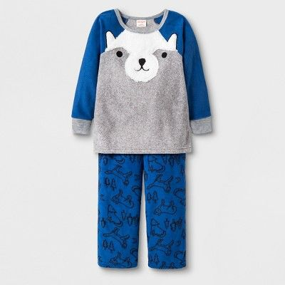 Baby Boys 2pc Husky Pajama Set Cat Baby Girl Pajamas Pajama